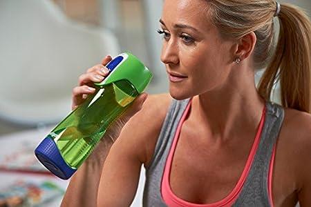 Contigo Swish Bottiglia per Idratazione Unisex-Adulto
