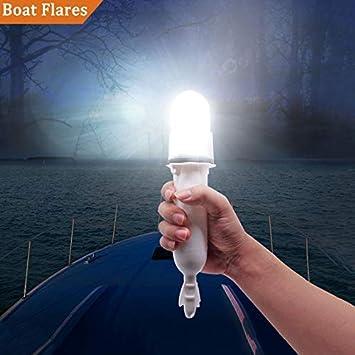 Botepon Distress Light Marine Luces de Emergencia, Luces de ...