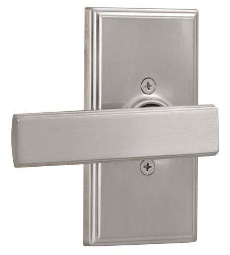 Weslock 03705PN--0020 Utica Lever, Satin Nickel by -