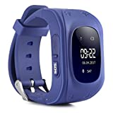S Gadgets 2017 Gps Tracker Smart Watch For Kids With Sim Card Phone Anti-Lost Finder Sos Gprs Fitness Tracker
