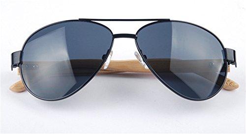 Arm Gafas Wood para hombre Insun 2040C1 de sol 7axBdR0