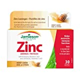 Zinc Lozenges with Echinacea and Vitamin C – Lemon-30 Lozenges Brand: Jamieson Laboratories Review