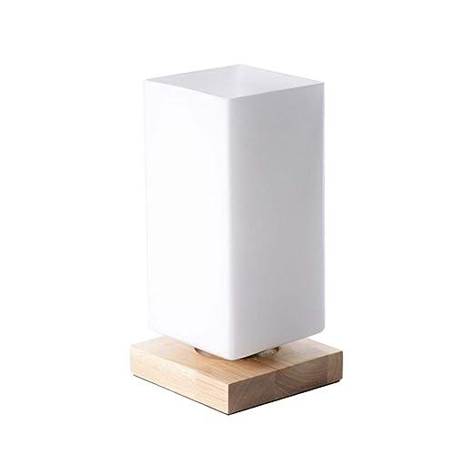 Lámpara de Mesa Lámpara de cabecera Lámpara de Mesa Simple ...