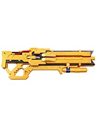 Mtxc Overwatch Cosplay Prop Soldier: 76 Heavy Pulse Rifle Golden