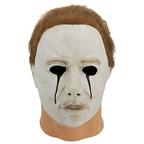 Halloween Mask Movie Cosplay Mask Costumes Delux Full Head Mask T008A