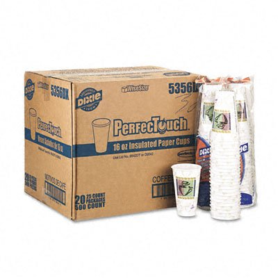Ounce Wax Treated Cold Paper Cups (DXE58SAGE) Category: Paper Cups (Paper Cold Cup Sage)