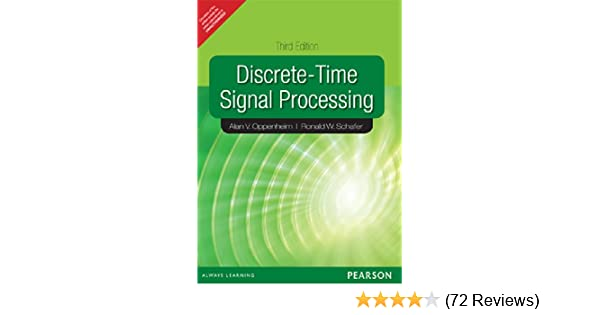 Discrete time signal processing av schafer rw oppenheim discrete time signal processing av schafer rw oppenheim 9789332535039 amazon books fandeluxe Image collections