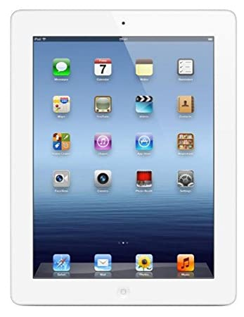 apple ipad 3 32gb wi fi white amazon co uk computers accessories