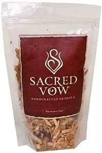 Sacred Vow Breakfast Granola, 0.65 Pound