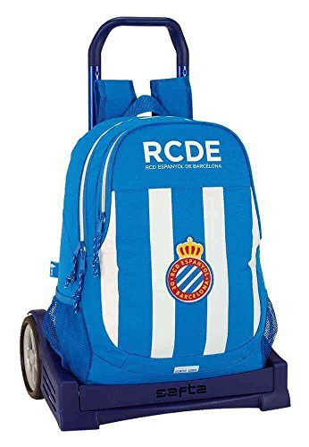 C Espanyol D Trolley Backpack SAFTA R Ergonomic with Evolution pqEUpd
