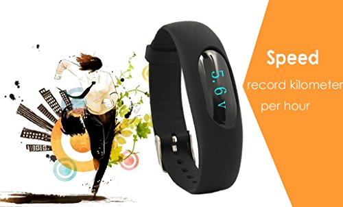 Smart Bracelet ,Pashion Non Bluetooth Pedometer Bracelet Fitness Tracker with Touch Screen Calorie /Distance/Step Count Sleep Monitor Sports Activity Tracker for Men Women Boys Girls Ladies Man