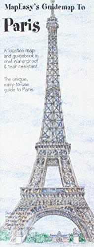 MapEasy's Guidemap to Paris (Maps Paris)