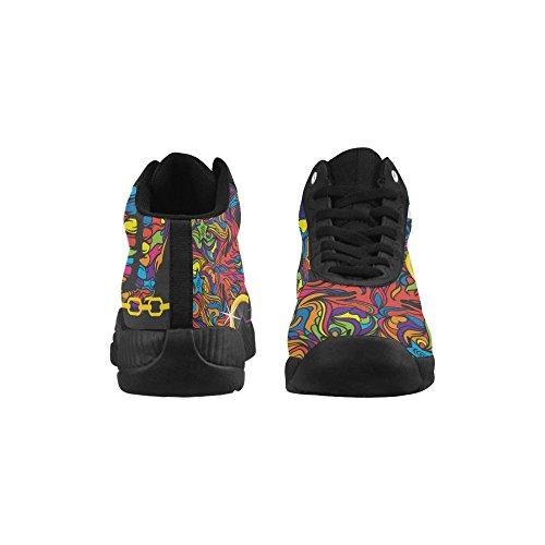 D-story Skull Basketball Zapatos Zapatillas Para Correr Boost Sneakers
