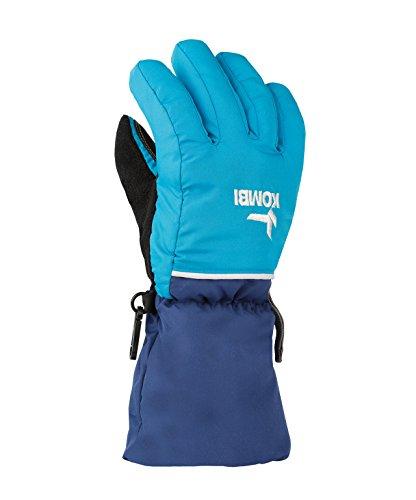 Kombi Insulated Gloves - Kombi Gondola Ii Glove, Bright Blue Dark Blue, Large