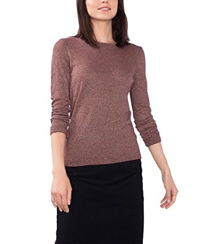ESPRIT Collection, Suéter para Mujer Rosa (DARK OLD PINK 675)