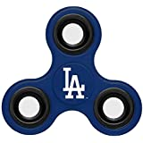 MLB Diztracto Fidget Spinnerz - 3 Way, Los Angeles Dodgers, One Size