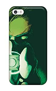 High-quality Durable Protection Case For Iphone 5/5s(green Lantern)