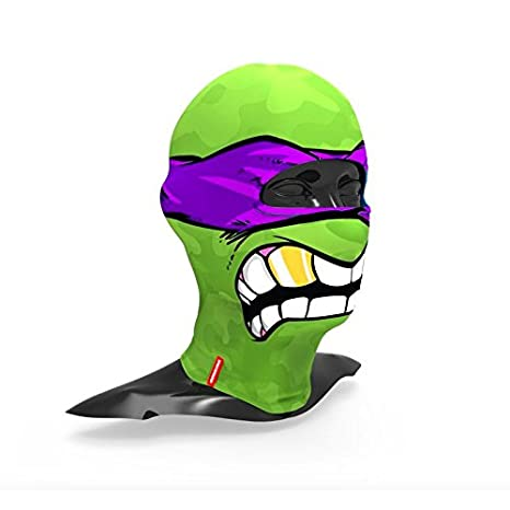 Sprayground Ninja Turtle Ski Mask - Donatello: Amazon.es ...