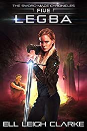Legba (The Sword-Mage Chronicles Book 5)