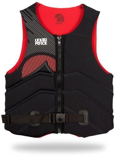 Liquid Force Team Comp CGA Wakeboard Vest Mens Sz L by Liquid Force