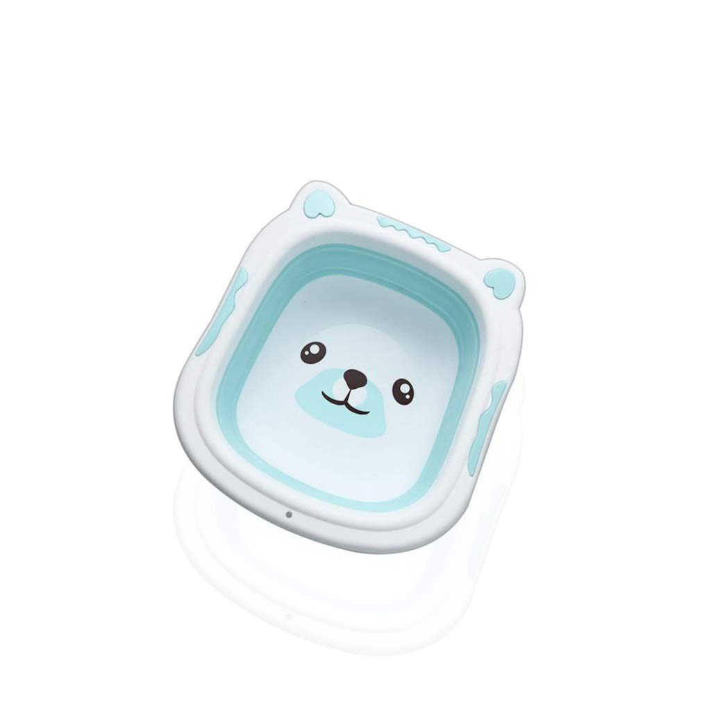ZHAO ZHANQIANG Small Basins, for Children with Cute Cartoon Animals, Set of 3
