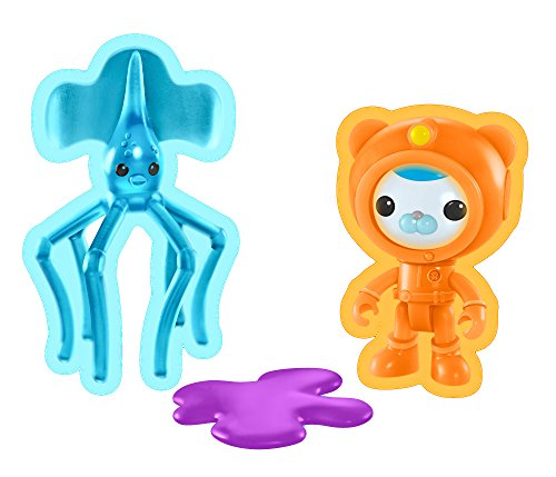 Fisher-Price Octonauts Barnacles & The Long Armed Squid]()