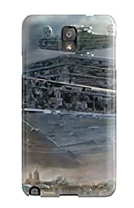 Cute Tpu NicleKLpe Star Wars Case Cover For Galaxy Note 3