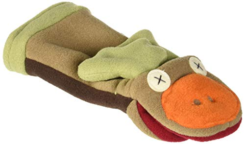 Cate & Levi - Fleece Hand Puppet - Handmade in Canada - Great for Storytelling (Moose) ()