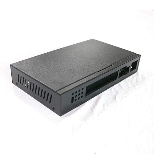 Gimax Aluminum enclosure box chassis router shell case metal sheet custom service DIY NEW wholesale price