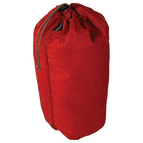 Bilby Nylon Stuff Bag 5 X 8 - One Size - RED