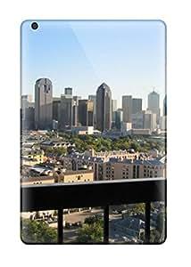 3022520J40698567 New Style Case Cover Dallas City Compatible With Ipad Mini 2 Protection Case
