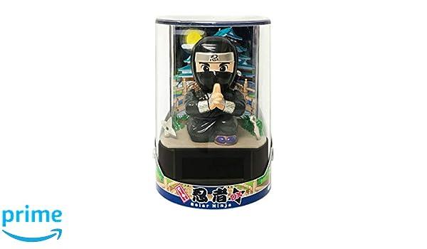 Shinobiya Maqueta Modelo Solar Ninja de Japon: Amazon.es ...