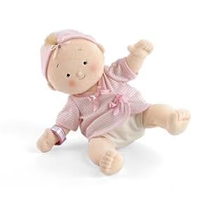 North American Bear Company Rosy Cheeks Baby Blonde (Girl)