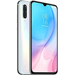 Xiaomi Mi 9 Lite (64GB, 6GB RAM) 6.39″ Display, Dual SIM GSM Factory Unlocked – US & Global 4G LTE International Version (Pearl White, 64GB + 64GB SD + Case Bundle)