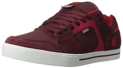 etnies Men's Rockfield Skate Shoe,Maroon,10.5 D US