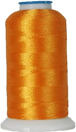 220 Colors Available Brick 318 No Threadart Polyester Machine Embroidery Thread By the Spool 1000M