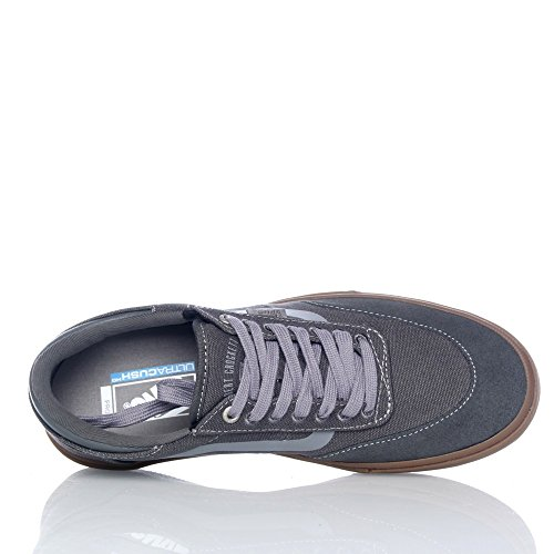 White Vans Crockett Gunmetal Black Pro' gum Gilbert 2 FB6wTfRq