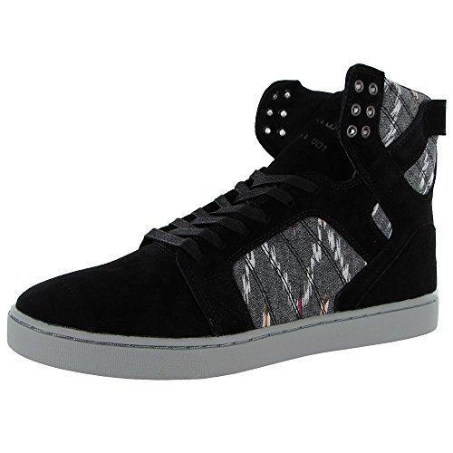 Supra, Sneaker uomo Multicolore multicolore Multicolore (Black Multi)
