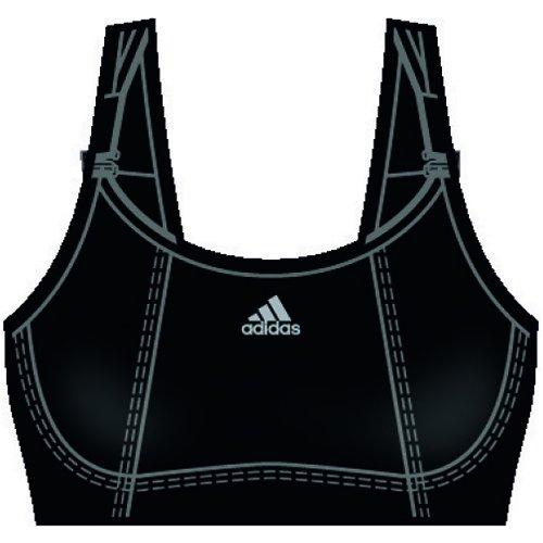 Adidas supernova sequence miCoach soutien-gorge de sport/p45808 couleur: noir