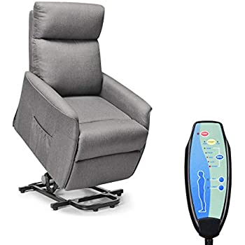 Amazon.com: Giantex Electric Power Lift Massage Recliner ...