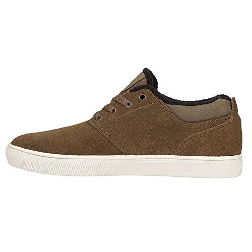 Etnies Etnies Schuhe Jameson Mt Braun Gr. 47 - Zapatillas para hombre marrón marrón 47 marrón