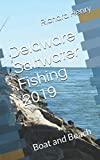 Delaware Saltwater Fishing 2019: Boat and Beach