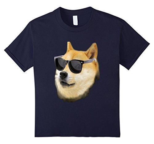 Kids Cool Sunglasses Doge Meme T-Shirt 12 - Sunglasses Cool Meme