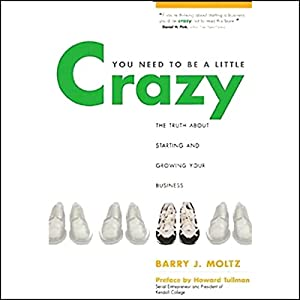 You Need to Be a Little Crazy Hörbuch