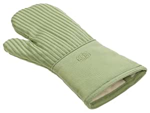 Calphalon Textiles Twill Thumb Mitt, Green Apple