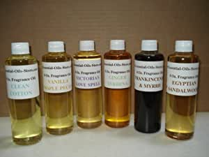 TUBEROSE - LARGE 8 OZ. BOTTLE (240 ML.) ESSENTIAL FRAGRANCE OIL PREMIUM CONCENTRATED 100% UNDILUTED!! LOW SHIPPING!!