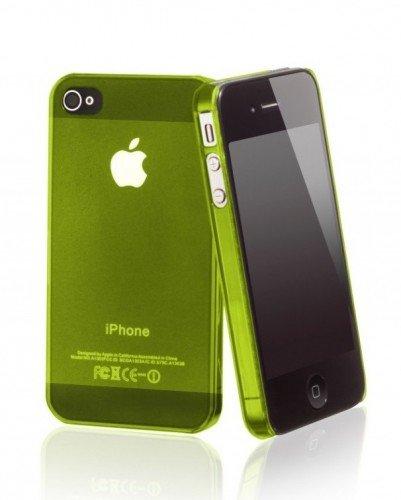 ArktisPRO 121656 ORIGINAL PREMIUM Hülle für Apple iPhone 5/5s neon grün