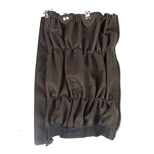 EDTara Snow Leg Gaiters for Hiking Climbing Outdoor Hunting Cycling Waterproof Anti-abrasion Boot Gaiters Leggings Cover by EDTara (Image #4)