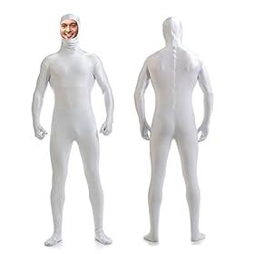 - 41krGR VVIL - DreamHigh DH Men's Women's Lycra Spandex Full Body Costume Zentai Suit-Open Face