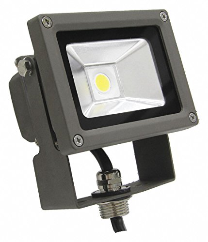 1260 Lumens LED Floodlight, Bronze, LED Replacement For 75W INC/18W-20W CFL